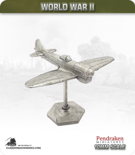 10mm World War II: Hawker Tempest