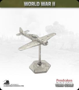 10mm World War II: Focke-Wulf Fw 190