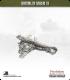 10mm World War II: Messerschmitt Bf 109 (crashed)
