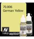 Vallejo Model Color: German Yellow (17ml)