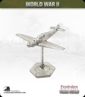10mm World War II: Messerschmitt Bf 109