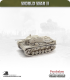10mm World War II: Soviet - SU-76i Self-Propelled Gun