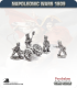 10mm Napoleonic Wars (1807-14): French 12pdr Guns (guard foot crew)