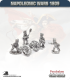 10mm Napoleonic Wars (1807-14): French 7-inch Howitzers (guard foot crew)