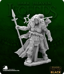 Dark Heaven Bones Black: Frost Giant Ranger