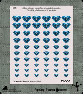 CAV: Ritterlich Republic Emblems