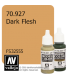 Vallejo Model Color: Dark Flesh (17ml)