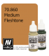 Vallejo Model Color: Medium Fleshtone (17ml)