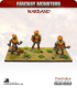10mm Fantasy Monsters: Fire Giants