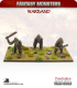 10mm Fantasy Monsters: Forest Trolls