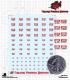 10mm: Warning Signs Decal Sheet - 01