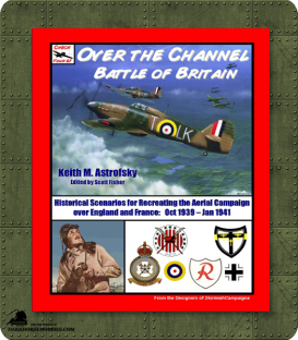 CY6! Over The Channel - Battle of Britain