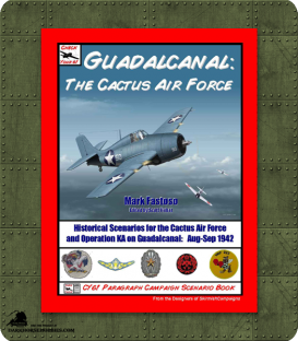 CY6! Guadalcanal - The Cactus AF
