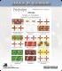 10mm League of Augsburg (Flags): James II, Foot Regiments 1