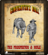 Gunfighter's Ball: The Prospector and Mule