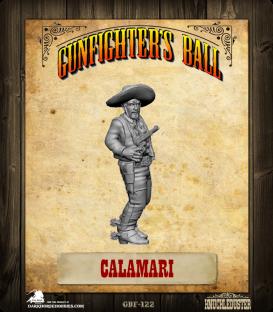 Gunfighter's Ball: Calamari