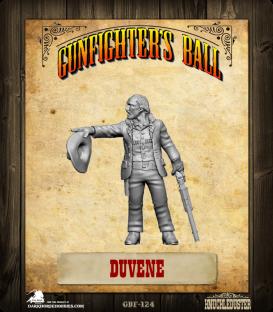 Gunfighter's Ball: Duvene