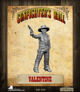 Gunfighter's Ball: Valentine