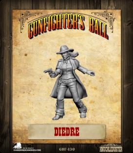 Gunfighter's Ball: Diedre