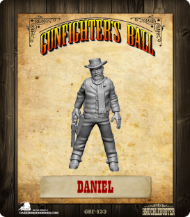 Gunfighter's Ball: Danny