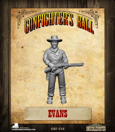Gunfighter's Ball: Evans
