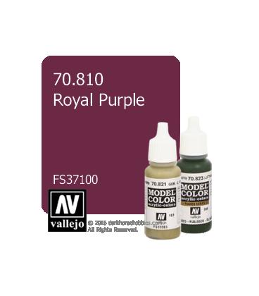 Vallejo Model Color: Royal Purple (17ml)