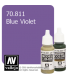 Vallejo Model Color: Blue Violet (17ml)