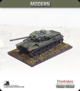 10mm Modern: Centurion Mk 1