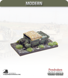 10mm Modern: Oxford Tracked Carrier