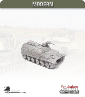 10mm Modern Vehicles: AMX-VCI 12.7 APC