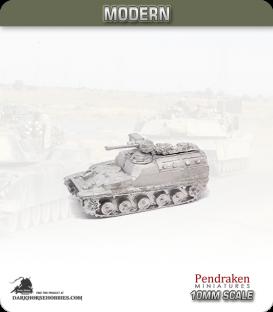 10mm Modern Vehicles: AMX-VCI M-56 APC