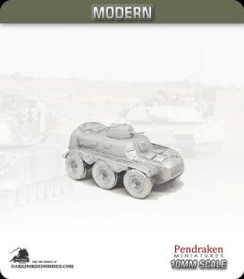 10mm Modern Vehicles: FV603 Saracen APC