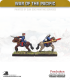 10mm War of the Pacific: Cavalry in Kepi with Lance