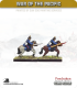 10mm War of the Pacific: Cavalry in Picklehaube with Lance