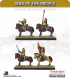 10mm War of the Pacific: Guard Cuirassier Lancer
