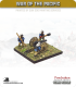 10mm War of the Pacific: 10pdr Parrot with Crew