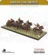 10mm War of the Pacific: Limber with Team and Out-Riders