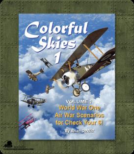Colorful Skies 1 - WWI Scenarios 1916-1917 (CY6)