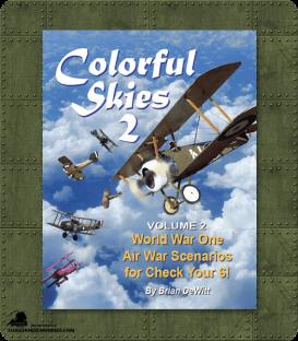 Colorful Skies 2 - WWI Scenarios 1918