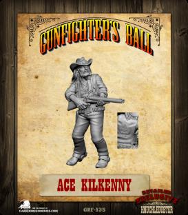Gunfighter's Ball: Ace Kilkenny