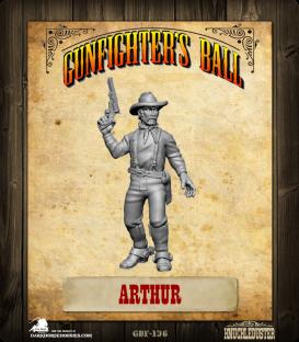 Gunfighter's Ball: Arthur
