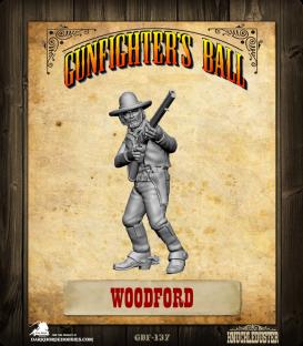Gunfighter's Ball: Woodford
