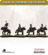 10mm Europe (1860's): Austrian - Dragoons (inc command)