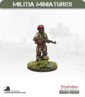 28mm Modern: Mercenaries - Strike