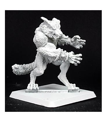 Warlord: Korborlas - Feral Hunter (unpainted)