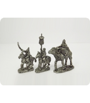 10mm Mongols: Cavalry Command