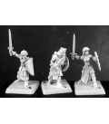 Warlord: Mercenaries - Mercenary Warriors, Grunt (9-pack) (unpainted)
