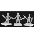 Warlord: Necropolis - Chattel, Necropolis Adept (9-pack) (unpainted)
