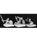 Warlord: Necropolis - Called, Necropolis Adept (9-pack) (unpainted)