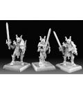 Warlord: Necropolis - Crimson Knights, Necropolis Adept (9-pack) (unpainted)